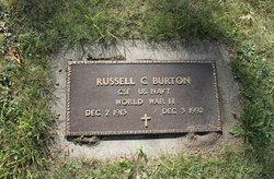 Russell C Burton