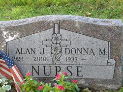 Alan J Nurse