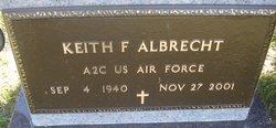 Keith F Albrecht