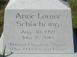 Ann Louise <i>Schlichting</i> Walsh