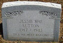 Jessie Mae <i>Machen</i> Sutton