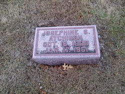 Josephine <i>Stoutimore</i> Atchison