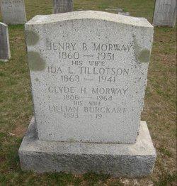 Ida Lucy <i>Tillotson</i> Morway