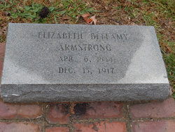 Elizabeth <i>Bellamy</i> Armstrong