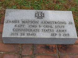 Capt James Watson Armstrong, Jr