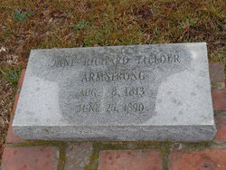 Jane Richard Fielder Armstrong