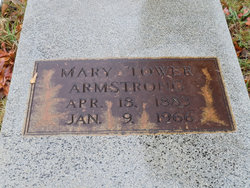 Mary Tower Armstrong