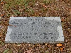 Octavius Augustus Armstrong, Jr