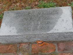 Octavius Augustus Armstrong