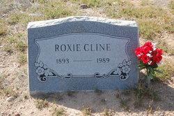 Roxie Ann Libby <i>Solomon</i> Cline