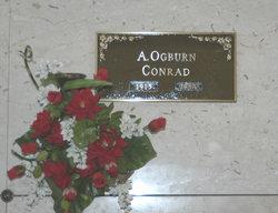 A. Ogburn Conrad