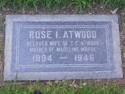 Rose Irene <i>Clolinger</i> Atwood