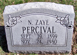 N. Zane Percival