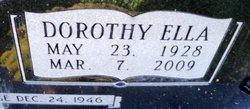 Dorothy Ella <i>Guilliams</i> Donley