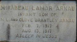 Mirabeau Lamar Arnau