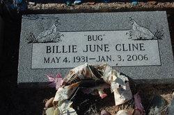 Billie June Bug <i>Dooley</i> Cline