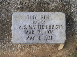 Irene Christy