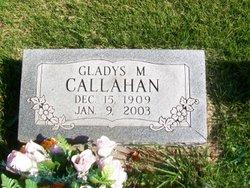 Gladys Mildred <i>McClintock</i> Callahan