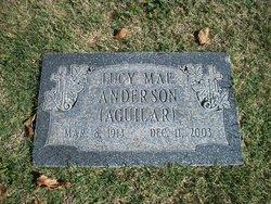 Lucy Mae <i>Aquilar</i> Anderson