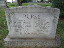 Amelia Jane <i>Butler</i> Burks
