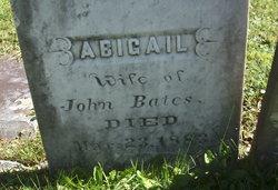 Abigail <i>Adams</i> Bates