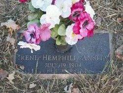 Irene <i>Hemphill</i> Ansley