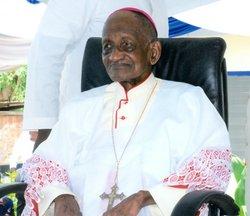 Bishop Joseph Oliver Bowers S.V.D.