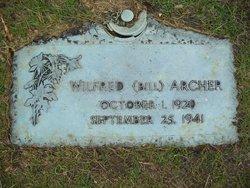 Wilfred Bill Archer