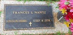 Frances H <i>Lineberger</i> Nantz