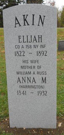 Elijah Akin