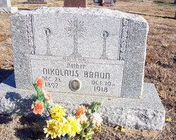 Nickolaus P. Braun