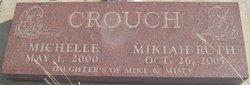 Mikiah Ruth Crouch