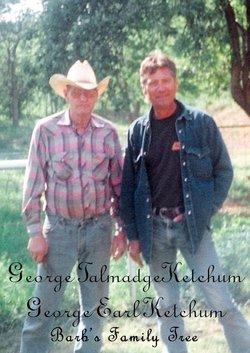 George Talmadge Huck Ketchum