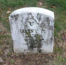 Harry Burton Lamb