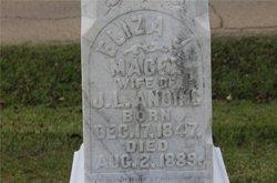 Eliza Jane <i>Magee</i> Anding