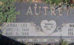 Anna Sue <i>Waugh</i> Autrey
