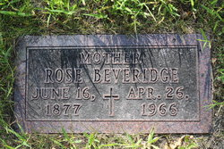 Rose Ann <i>Gaboury</i> Beveridge