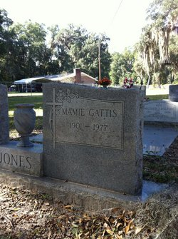 Mammie <i>Gattis</i> Jones