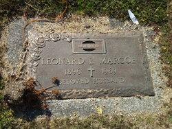 Leonard Louis Marcoe