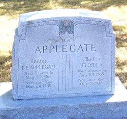 T E Applegate