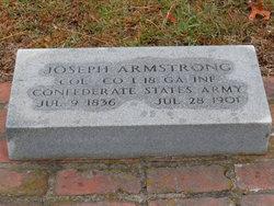 Col Joseph Armstrong