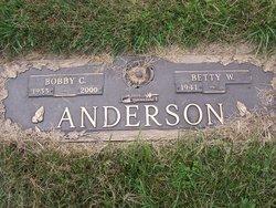 Bobby Carroll Anderson