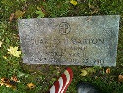 Charles H Barton