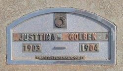 Justtina Golbek