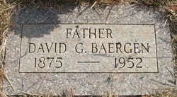 David G. Baergen