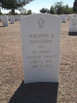 Wilmer E Daniell