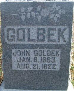 John Golbek