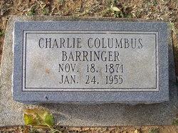 Charlie Columbus Barringer