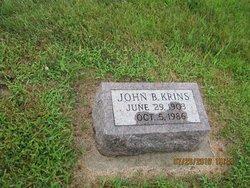 John Beverly Krins