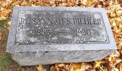 Rosannah S. <i>Raub</i> Biehler